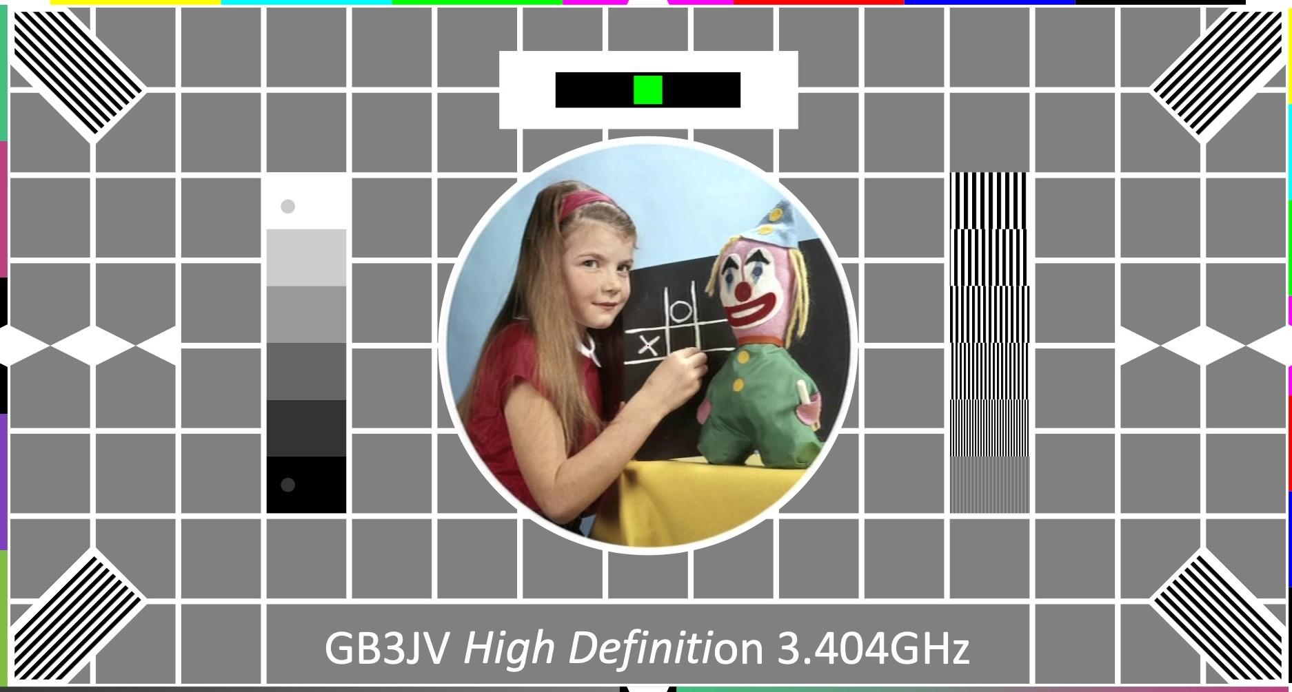 GB3JV Digital TV Repeater – Petts Wood, Kent